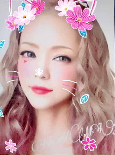 安室奈美恵♡Snow加工♡の画像(プリ画像)