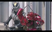 仮面ライダーナイト/交戦の画像(仮面ライダーナイトに関連した画像)