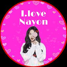 ナヨンアイコンの画像(ヨンアに関連した画像)