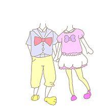 デイジー&ドナルドの画像(プリ画像)