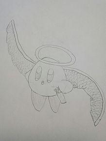 エンジェルカービィの画像(カービィに関連した画像)