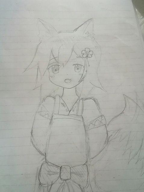 仙狐さんの画像(プリ画像)