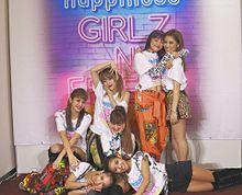 E-girls Happiness プリ画像