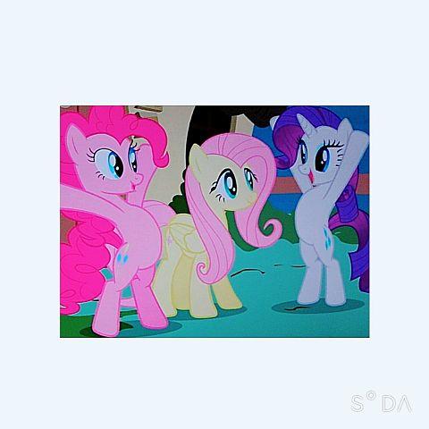 My Little Pony  🦄の画像(プリ画像)
