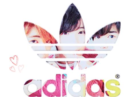 信号ブラザーズwith adidasの画像(プリ画像)