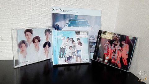セクゾのCD!!の画像(プリ画像)