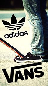 VANS&adidasの画像(アディダス可愛いに関連した画像)