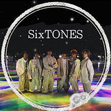 SixTONESアイコン プリ画像