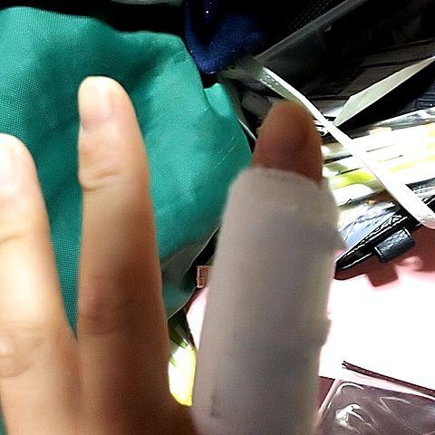 私の手の画像(プリ画像)