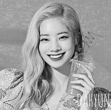 ダヒョン♡モノクロの画像(두부に関連した画像)