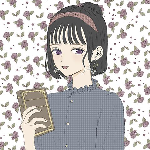 女の子 イラストの画像(プリ画像)