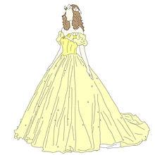 おしゃれ イラスト ドレスの画像26点完全無料画像検索のプリ画像bygmo