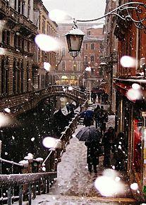 雪の画像(冬 外国 街に関連した画像)