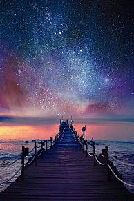 夜空の画像(星空 待ち受けに関連した画像)