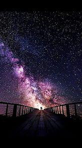 銀河の画像(原画 幻想的 星空に関連した画像)