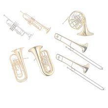 莉夏さんリクエストの画像(金管楽器に関連した画像)