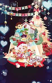 ポケコロのクリスマス(Ψ´・●・`Ψ 😗の画像(ポケコロに関連した画像)