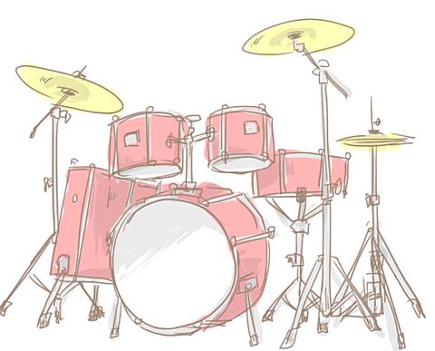 ドラムの画像(プリ画像)