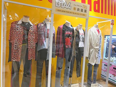 B1A4の衣装展の画像 プリ画像