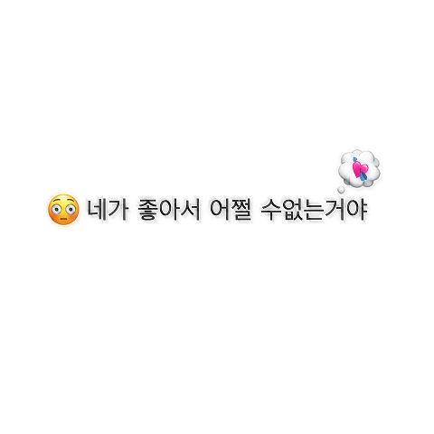 韓国 ポエムの画像(プリ画像)