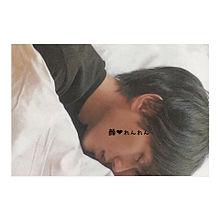 寝顔❤︎れんれんの画像(寝顔に関連した画像)
