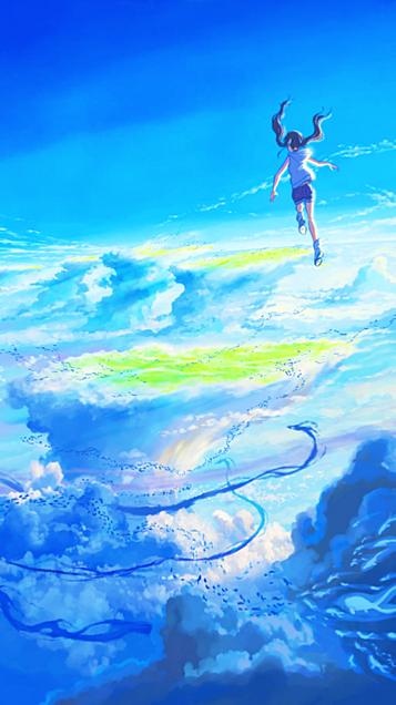 天気の子 壁紙の画像(プリ画像)
