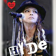 HYDEの画像(プリ画像)