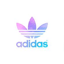 adidasの画像(宇宙柄に関連した画像)