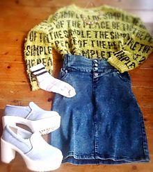ファッションの画像(タイトスカートに関連した画像)