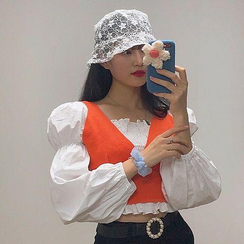 バケハ/韓国/ファッションの画像 プリ画像