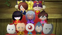 ゲゲゲの鬼太郎 ひな祭りの画像(ゲゲゲの鬼太郎に関連した画像)