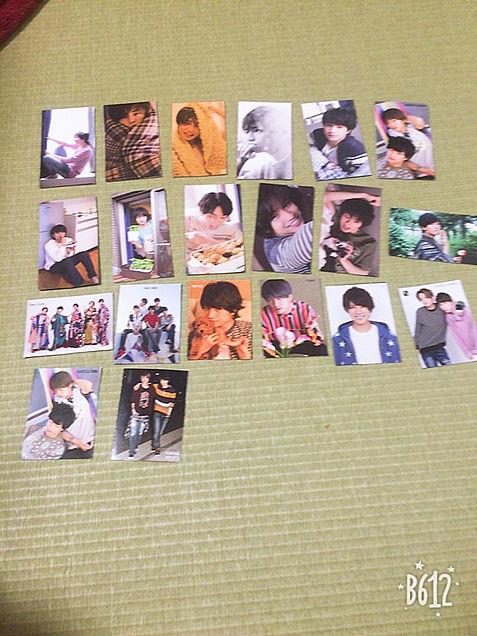 厚紙生カードの画像(プリ画像)