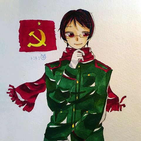 ソビエトントン    ⚠上げ直しの画像(プリ画像)