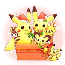 クリスマス♡の画像(ポケモン クリスマス かわいいに関連した画像)