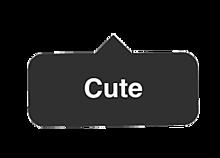 C u t e   .の画像(プリ画像)