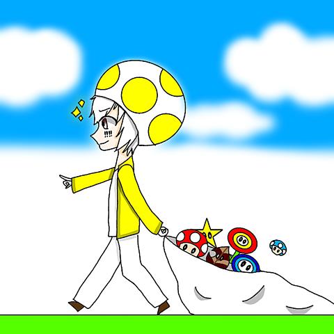 マリオ実況してるときのまふくんの画像(プリ画像)
