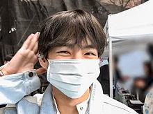 マスクの上からでもわかる良い笑顔😊💓 プリ画像