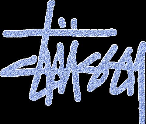 STUSSY ロゴ 背景透過の画像 プリ画像