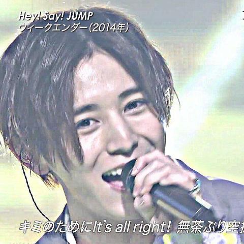 山田涼介 Hey! Say! JUMP THEMUSICDAYの画像(プリ画像)