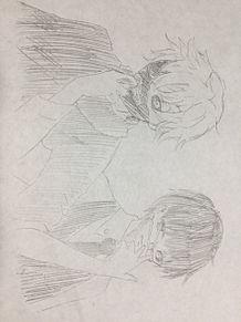 白黒金木くん  ( 模写 ▹▸ ぽちの画像(黒金木に関連した画像)