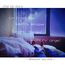ONE OK ROCK -Wherever you are-の画像(プリ画像)