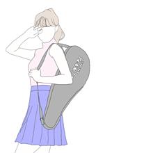 女の子2の画像(テニス部に関連した画像)
