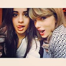 Camila Cabello & Taylor Swift プリ画像