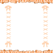 量産型 リボン🎀の画像(オレンジに関連した画像)
