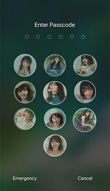 pascord1.  asuka&nanase の画像 プリ画像