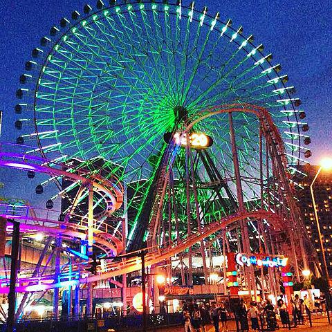 横浜へ遊びにの画像(プリ画像)