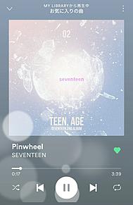 seventeen playlist(保存はいいね)の画像(PLAYLISTに関連した画像)