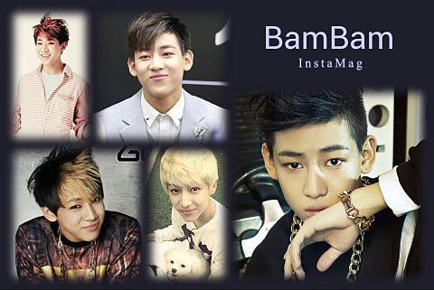 BamBamの画像(プリ画像)