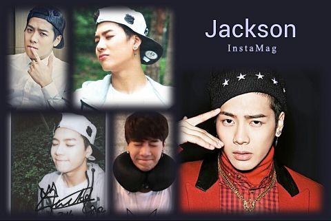 Jacksonの画像(プリ画像)