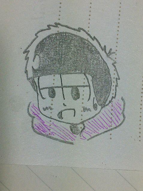 松野一松〜喜怒哀楽〜の画像(プリ画像)